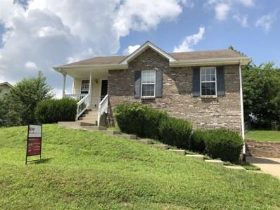 261 Amber Way, Clarksville, TN 37042 - MLS#: 1953553