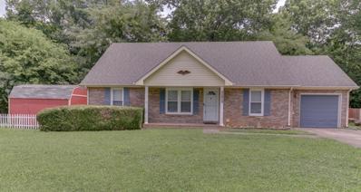1173 Woodbridge Dr, Clarksville, TN 37042 - MLS#: 1953641