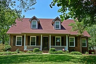 2311 Crown Hill Dr, Murfreesboro, TN 37129 - MLS#: 1954171