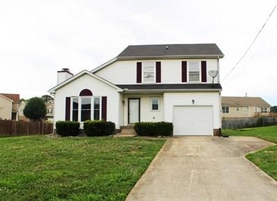 1255 Archwood Dr, Clarksville, TN 37042 - MLS#: 1955221