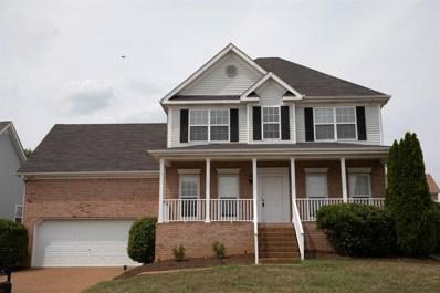 2284 Dewey Drive, Spring Hill, TN 37174 - MLS#: 1955388
