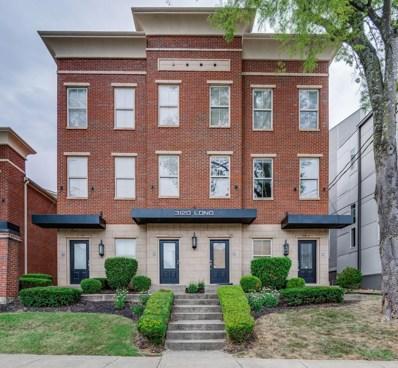 3120 Long Blvd Apt 101 UNIT 101, Nashville, TN 37203 - MLS#: 1956613