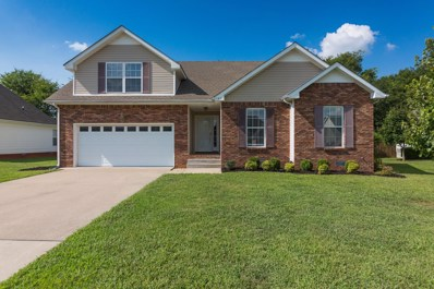 763 Ellie Nat Dr, Clarksville, TN 37040 - MLS#: 1957489