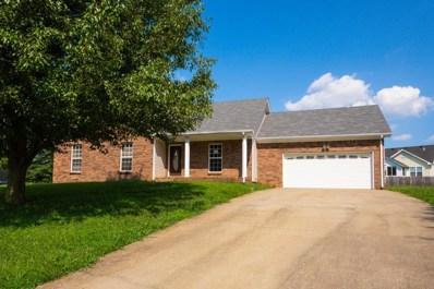 1136 Drawbridge Ct, Clarksville, TN 37040 - MLS#: 1957909