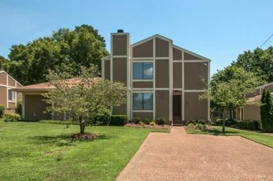 824 Williamsburg West Dr, Nashville, TN 37221 - MLS#: 1958118