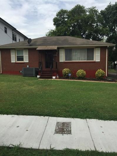 1723 S 14Th Ave S, Nashville, TN 37202 - MLS#: 1958933