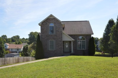 1023 Bluejay Ln, Clarksville, TN 37043 - MLS#: 1959104