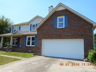 912 Tudor Ln, Clarksville, TN 37042 - MLS#: 1959198