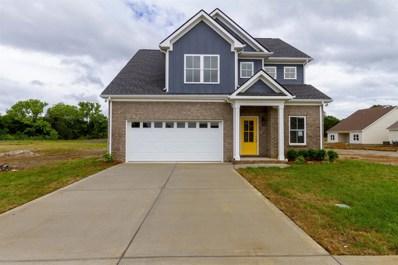 618 Gallant Way, Murfreesboro, TN 37129 - MLS#: 1960566