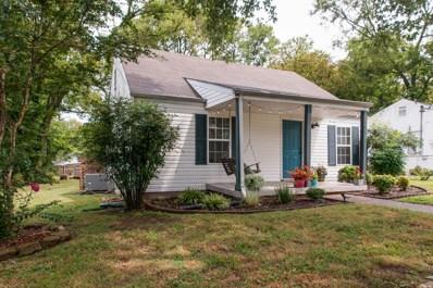 1517 Ward Ave, Nashville, TN 37206 - MLS#: 1960682