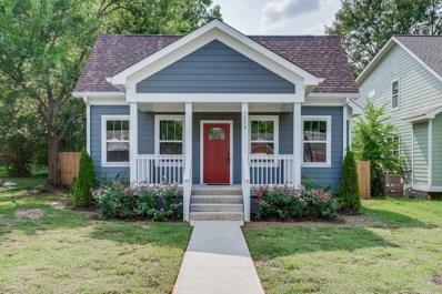 1713 21st Ave, Nashville, TN 37208 - MLS#: 1960994