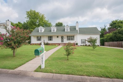 805 Water View Ter, Mount Juliet, TN 37122 - MLS#: 1962609