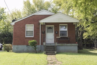 3223 Indiana Ave, Nashville, TN 37209 - MLS#: 1964471