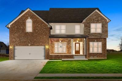 61 Woodford Estates, Clarksville, TN 37043 - MLS#: 1964871