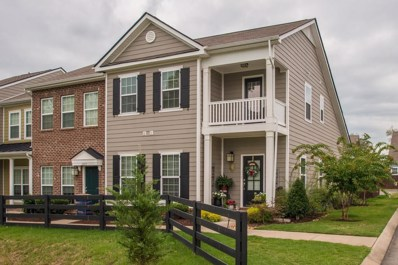 6001 Dupont Cove UNIT L21, Spring Hill, TN 37174 - MLS#: 1966035