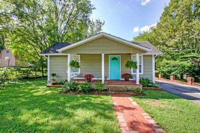 544 Maplewood Ln, Nashville, TN 37216 - MLS#: 1966661