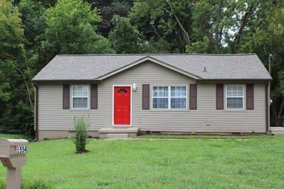 1554 Cherry Tree Dr, Clarksville, TN 37042 - MLS#: 1966724