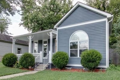 820 Lischey Ave, Nashville, TN 37207 - MLS#: 1968006