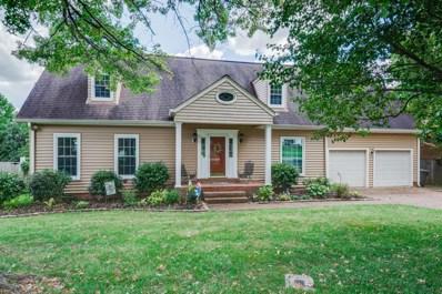 536 Overview Ln, Franklin, TN 37064 - MLS#: 1968324