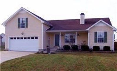 1283 Meredith Way, Clarksville, TN 37042 - MLS#: 1970326