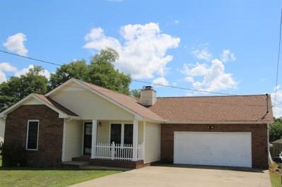 1360 Jenny Ln, Clarksville, TN 37042 - MLS#: 1970531