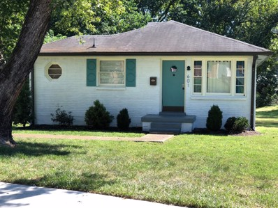 601 N 5Th St, Nashville, TN 37207 - MLS#: 1972076