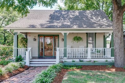 4401 Elkins Ave, Nashville, TN 37209 - MLS#: 1972245