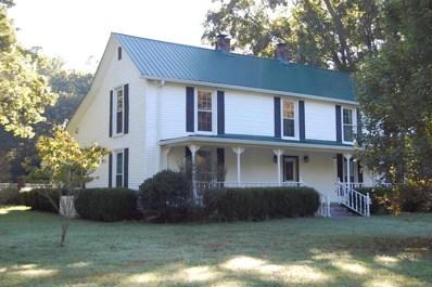 4636 Stockard Rd, Culleoka, TN 38451 - MLS#: 1972504