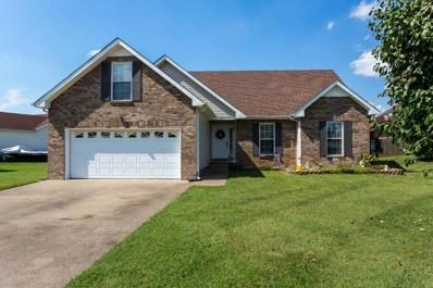 3358 Brownsville Rd, Clarksville, TN 37043 - MLS#: 1972666