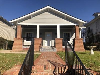 903 Chicamauga Ave, Nashville, TN 37206 - MLS#: 1974659