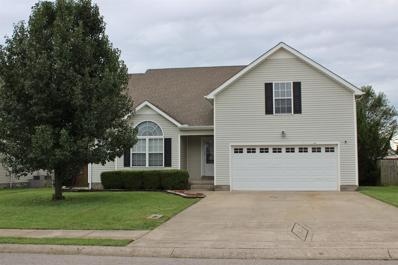 3672 Aurora Dr, Clarksville, TN 37040 - MLS#: 1974978
