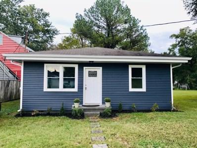 314 Edgewood St, Mount Pleasant, TN 38474 - MLS#: 1975623