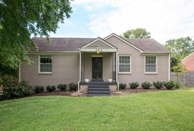 2312 Sheridan Rd, Nashville, TN 37206 - MLS#: 1975660