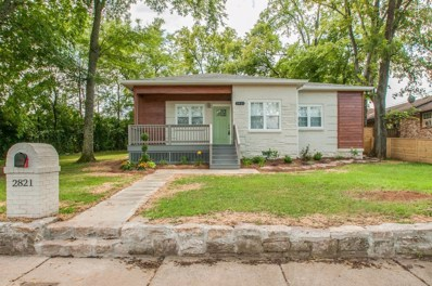 2821 Clare Ave, Nashville, TN 37209 - MLS#: 1976415