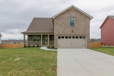 456 Mirren Cir, Clarksville, TN 37042 - MLS#: 1977555