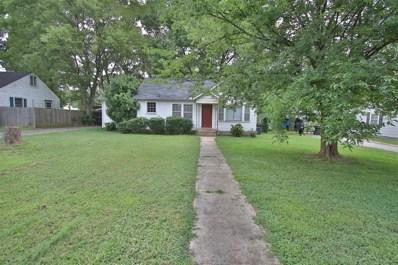 1123 Rose Ave, Murfreesboro, TN 37130 - MLS#: 1982283
