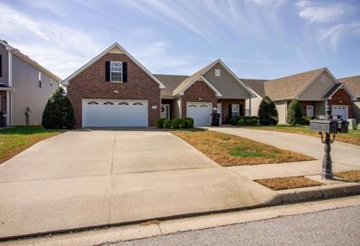 3818 Harvest Rdg, Clarksville, TN 37040 - MLS#: 1982908