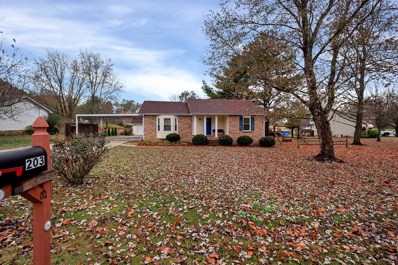 203 S S Pleasant Hill Dr, Springfield, TN 37172 - MLS#: 1983036