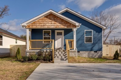 305 Keeton Ave, Old Hickory, TN 37138 - MLS#: 1985442