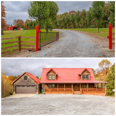 160 L & M Ranch Ln, Lynchburg, TN 37352 - MLS#: 1986348