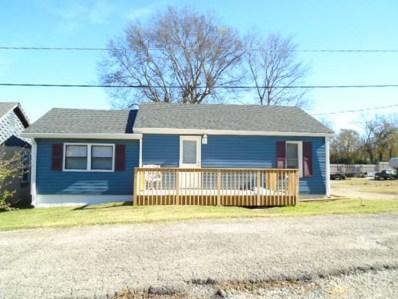 522 Gant St, Mount Pleasant, TN 38474 - MLS#: 1986925