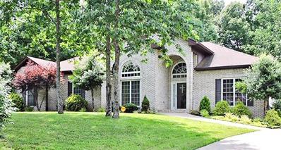 525 Glenstone Springs Dr, Clarksville, TN 37043 - MLS#: 1986967