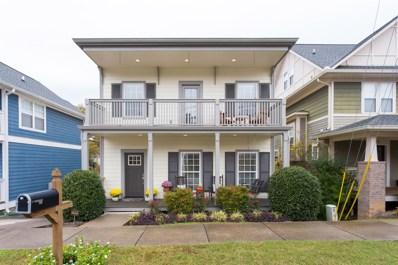 405 Patina Cir, Nashville, TN 37209 - MLS#: 1988035