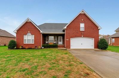 991 Terraceside Cir, Clarksville, TN 37040 - MLS#: 1989067
