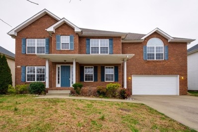 3225 Timberdale Dr, Clarksville, TN 37042 - MLS#: 1989897