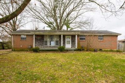 1512 Glennon Dr, Clarksville, TN 37042 - MLS#: 1990776