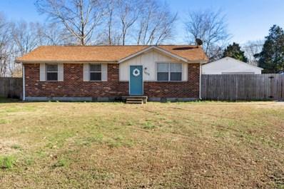 1032 Britton Springs Rd, Clarksville, TN 37042 - MLS#: 1994316