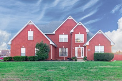815 Ellie Nat Dr, Clarksville, TN 37040 - MLS#: 1994583