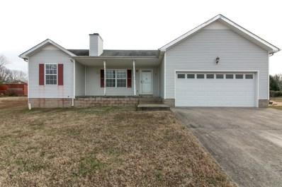 301 Fortway Rd, Clarksville, TN 37042 - MLS#: 1995803