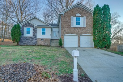 804 Crystal Ct, Mount Juliet, TN 37122 - MLS#: 1996057